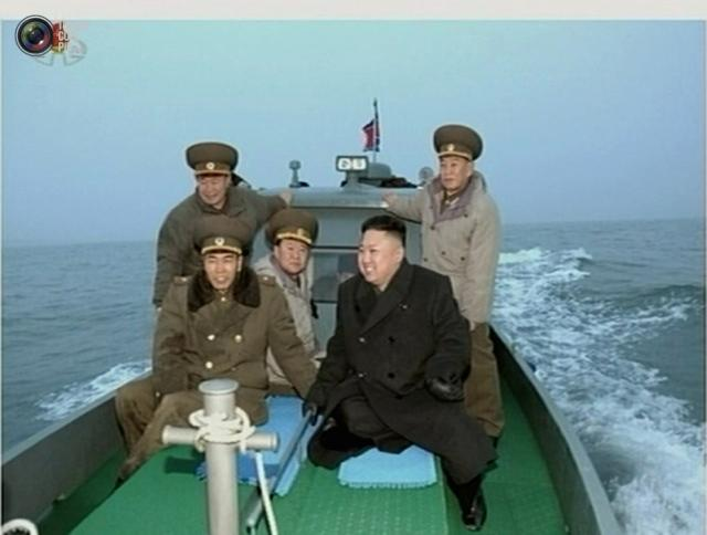 la capitaine du jour : kim, not vac